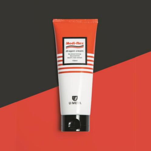 U:MERA Medi-flex Dragon Cream 肌肉關節修復霜