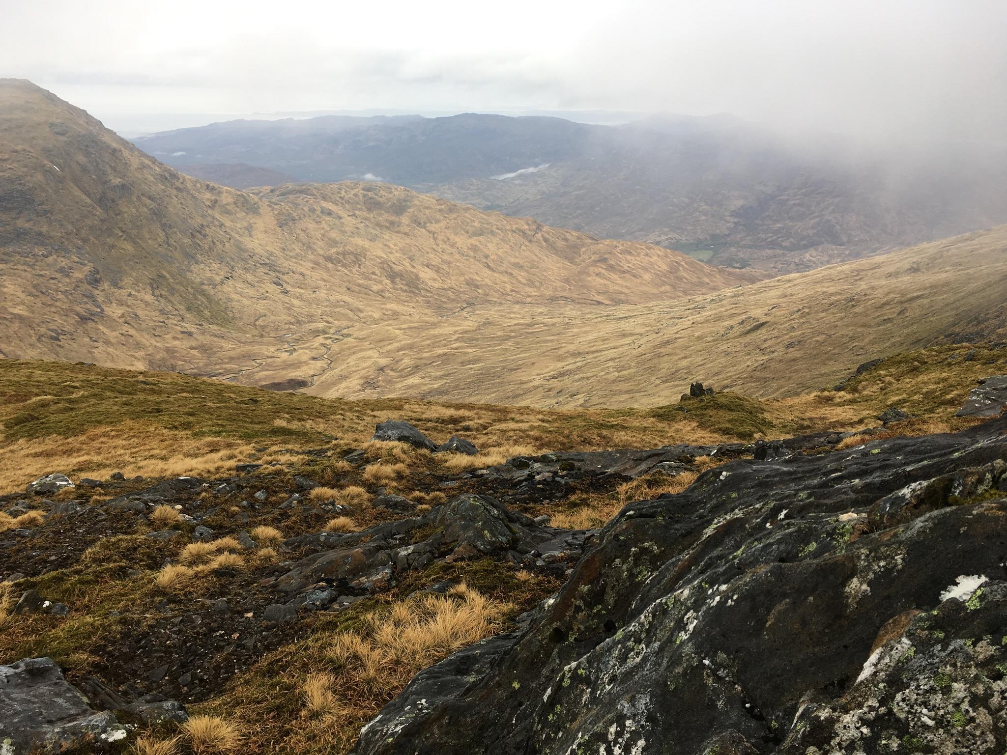 Bushcraft adventure Scotland