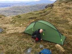 Mountain Loch Expedition Scotland