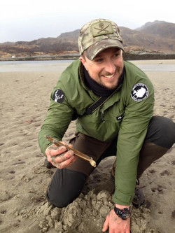 Wild Food Foraging Coastal Scotland