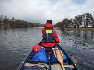Private Canoe Trips West Coast Scotland