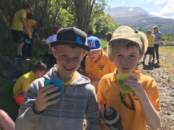 Forest School sessions Scotland
