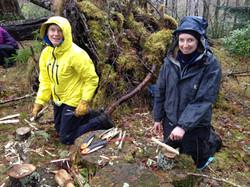 Bushcraft Courses Scotland