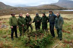 Bushcraft Stag Do Scotland