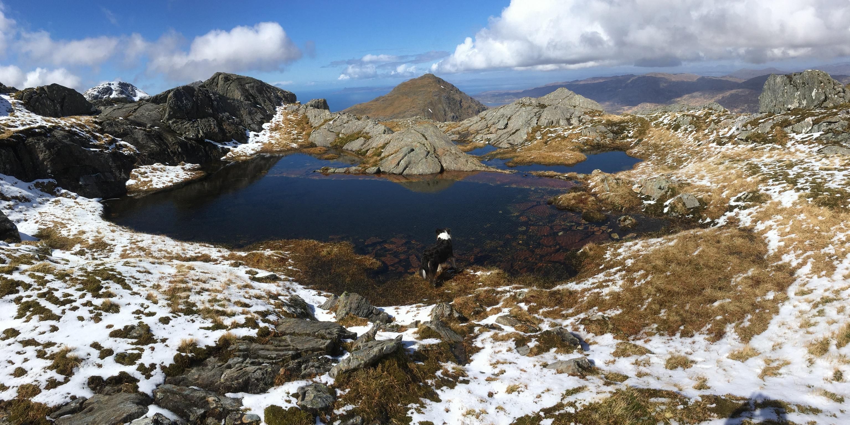 Mountain Loch Adventure Scotland