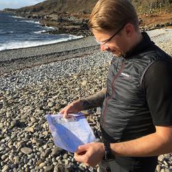 private map reading course Scotland