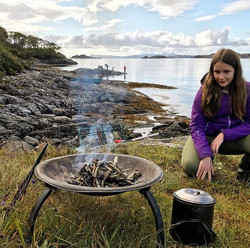 coastal foraging adventures Scotland