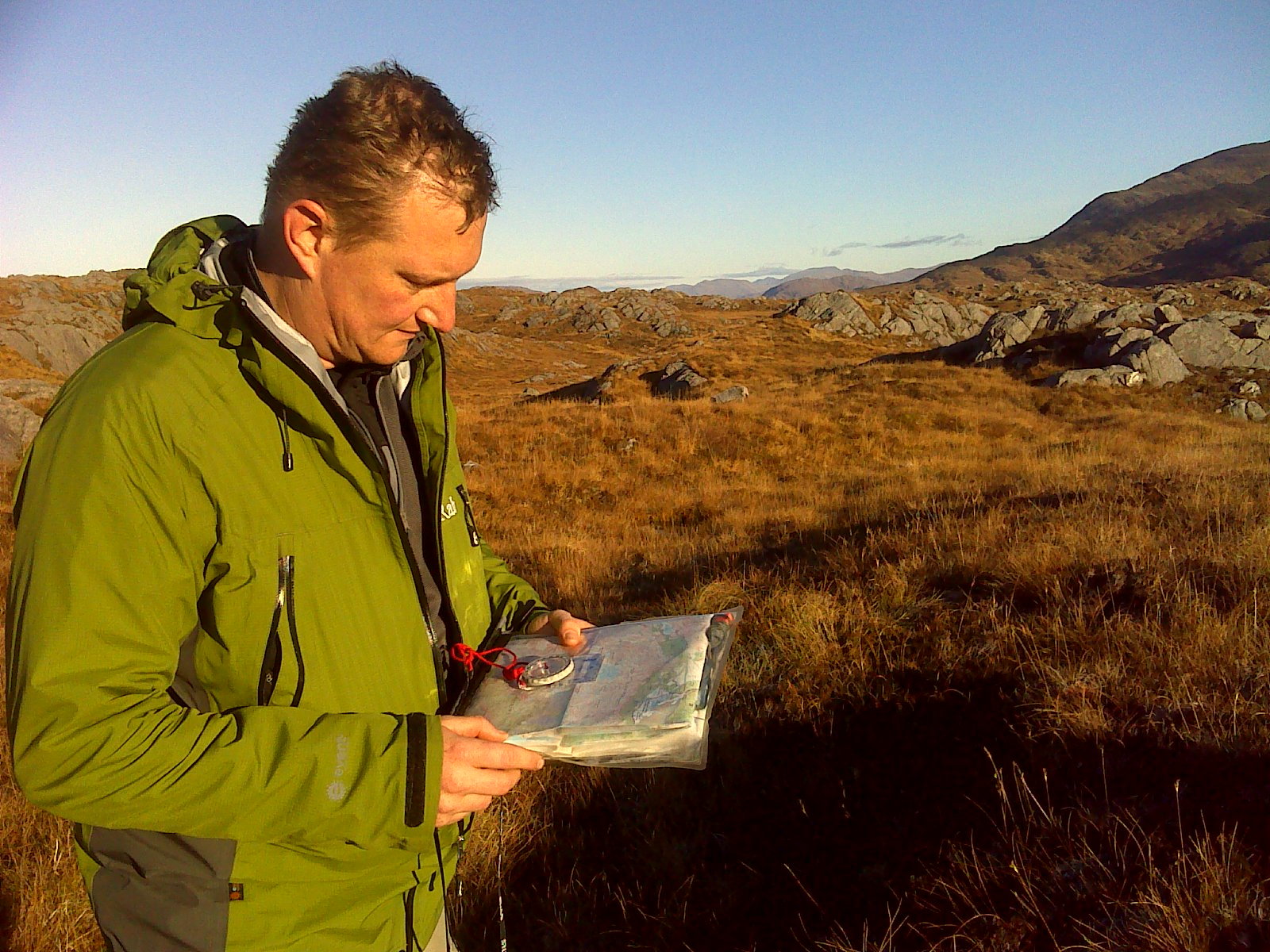 private navigation training Scotland
