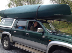 Wildwood Bushcraft canoe expeditions