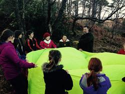 Wildwood Bushcraft School Activities