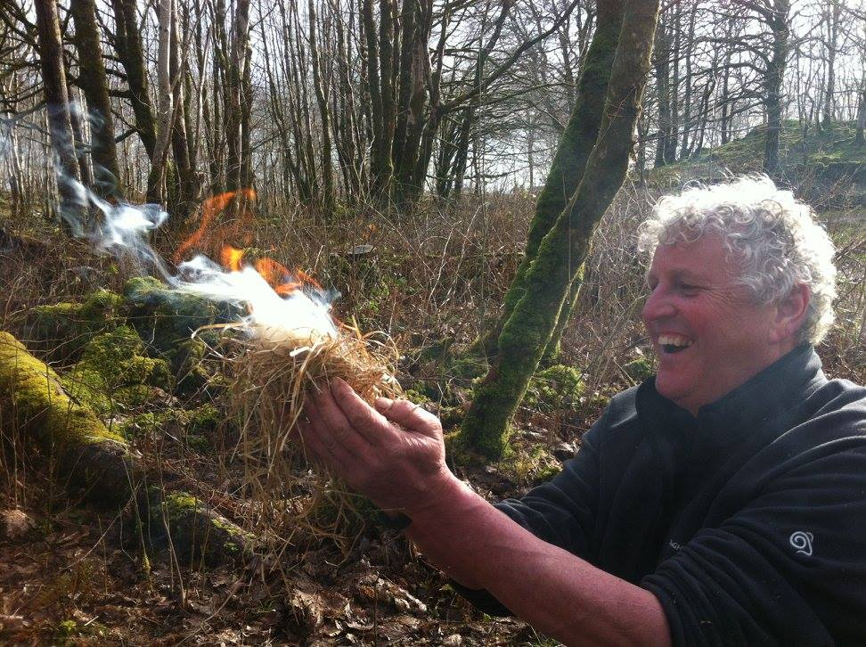 bushcraft experience west coast Scot