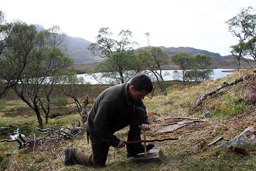 coastal survival day course Scotland