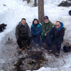 Arctic Survival consultant TV media