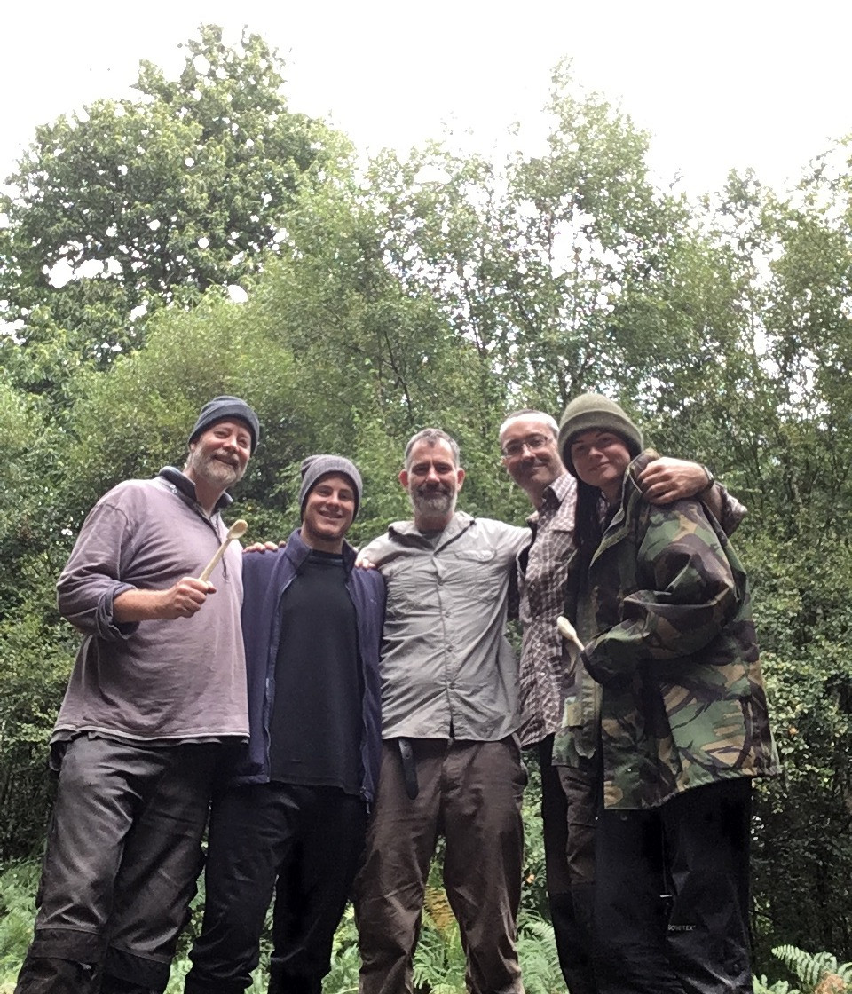 Survival Course in Sussex with Wildwood Bushcraft