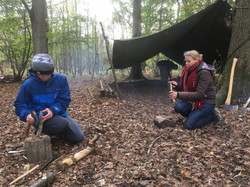 Axe craft and woodcraft day course