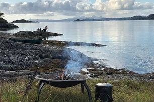 Coasal Foraging Course Scotland