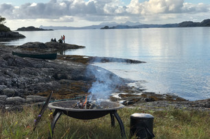 Coasal Foraging Course Scotland