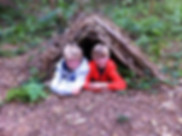 Family Bushcraft Weekend in Sussex