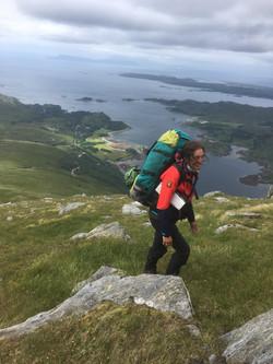 Mountain Navigation Skills Scotland