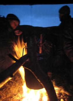 canoe bushcraft expeditions Scotland