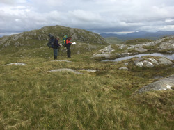 Mountain navigation guide Lochaber