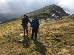 Mountain Guide Moidart Lochaber