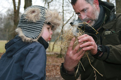 Family bushcraft gift voucher course