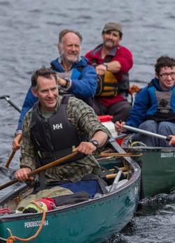 Loch Shiel Canoe Expedition