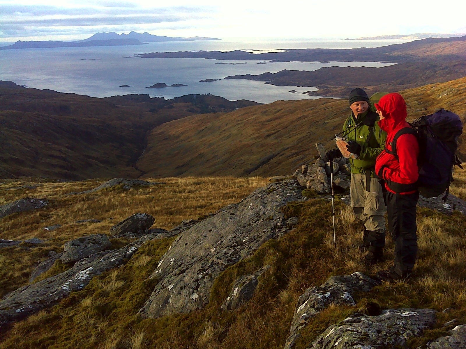 Mountain Navigation course West Scot