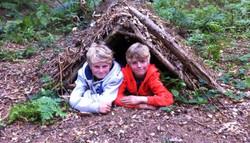 Family Bushcraft Fun Course Sussex
