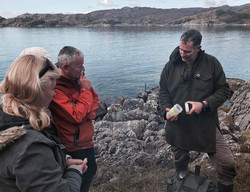 coastal survival consultant Scotland