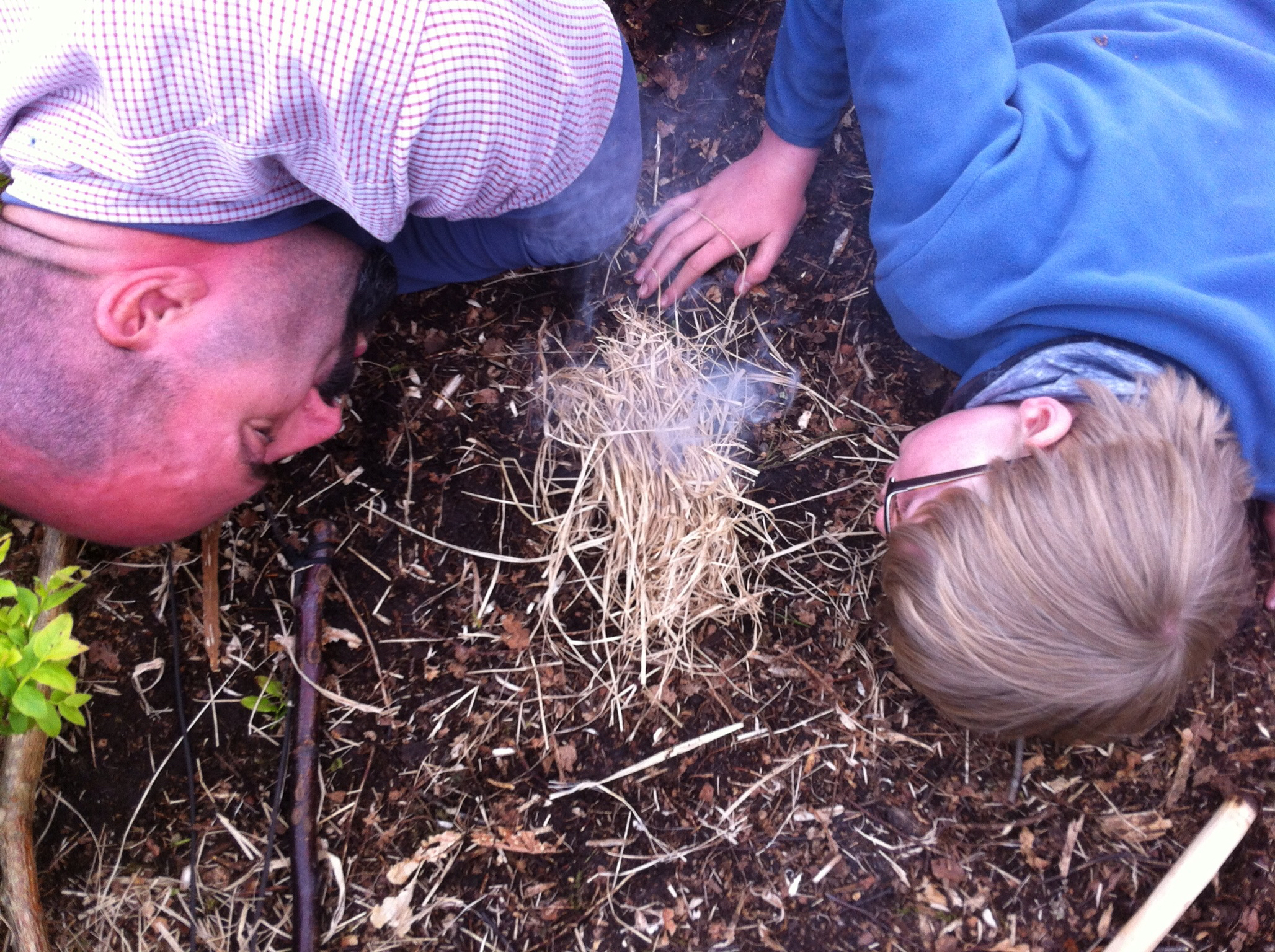 Family Bushcraft Experience Sussex