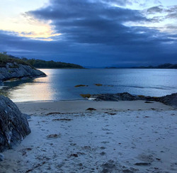 Leave No Trace on West Coast Scot