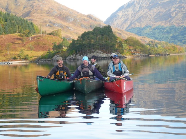 Wildwood Bushcraft Canoe Expedition