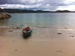 Canoe Trips in Roshven Moidart