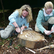Wood Carving and Axe-craft