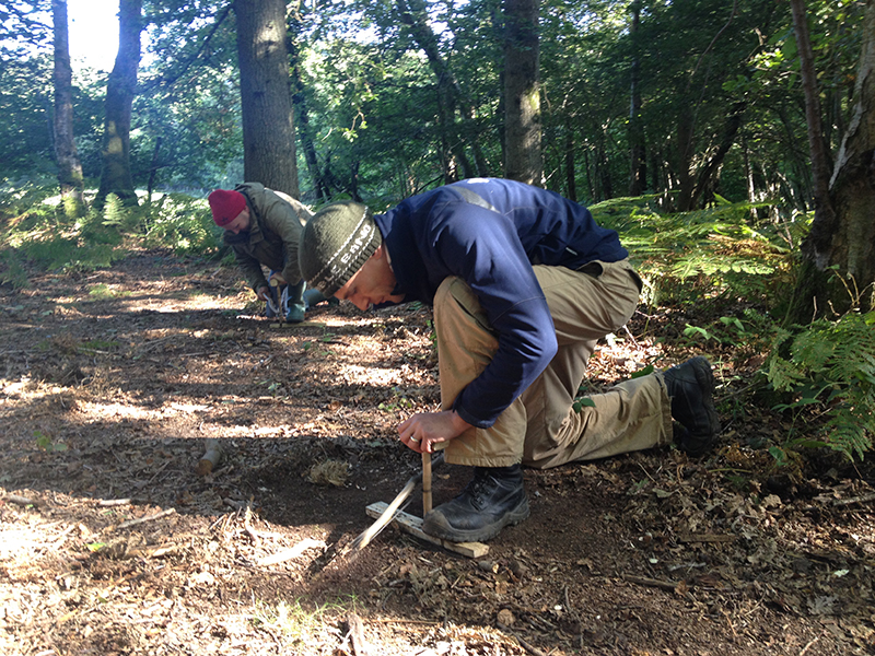 Bow Drill Course