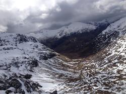 Mountain skills course Scotland