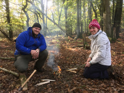 Survival Day Course in Sussex