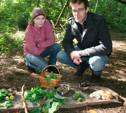 bushcraft foundation four day course