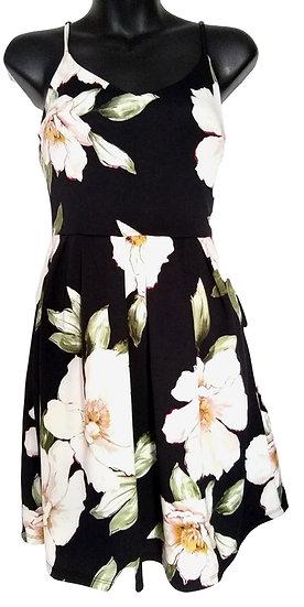NEW! Spaghetti Strap Floral Dress