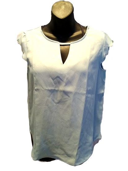 Light Blue Blouse Size: Small