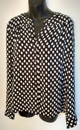 Banana Republic Button-Up Small