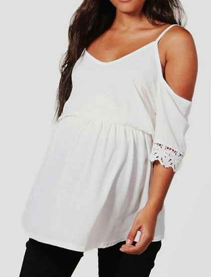 Maternity Blouse Small
