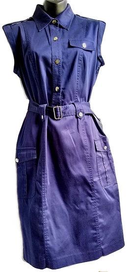 Calvin Klein Sleeveless Trench Dress