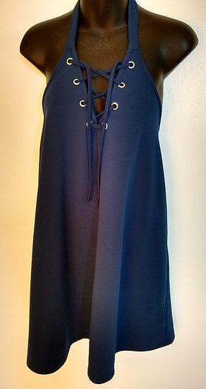 Navy Blue Dress Small