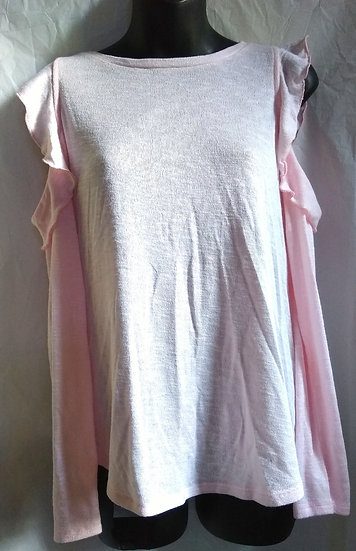 Lucky Brand Pink Long Sleeve