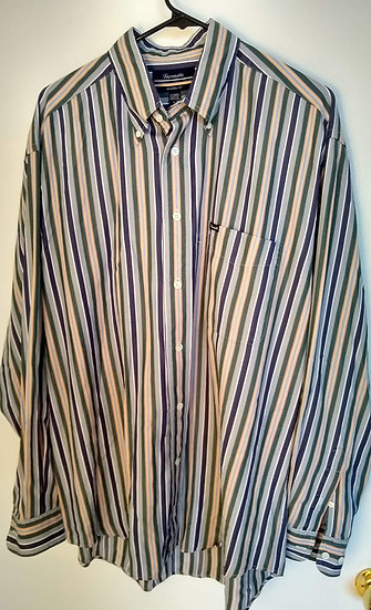Faconnable Large Button-Up