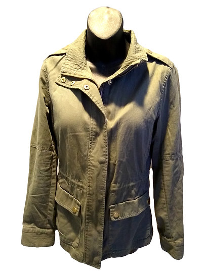Army Green Jacket Size: Small