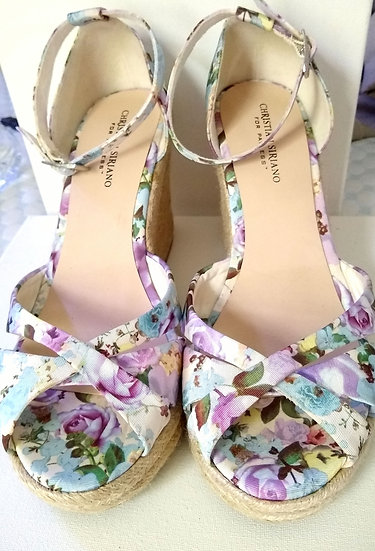 Christian Siriano Sandal Heels